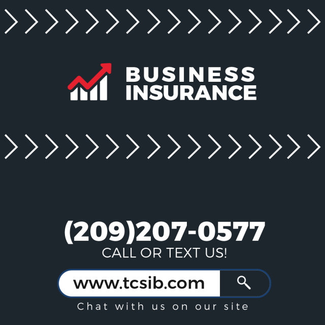 Business Insurance TCS Insurance Brokers 209 207 0577