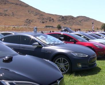 Tesla Auto Insurance in California, Nevada, Oregon